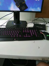 Gaming mouse and keyboard Alexandria, 22302