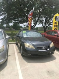 2007 Lexus ES 350 Houston