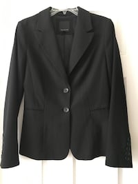 The Limited Black Pinstriped Womens Suit Vienna, 22181