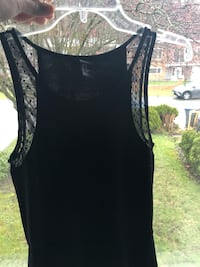 XS laced sleeves skater dress never worn Surrey