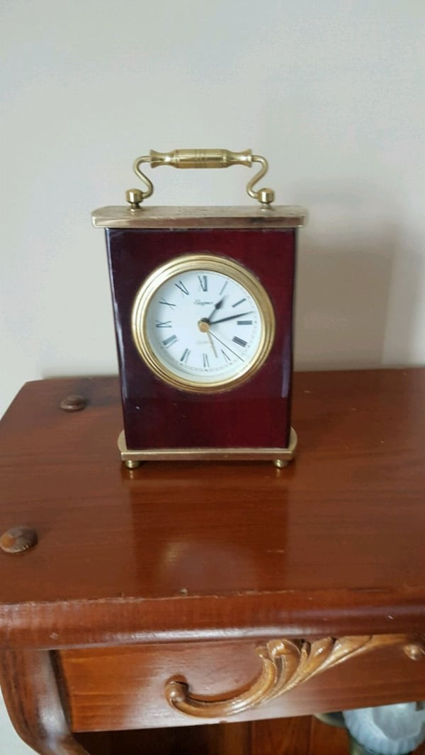 !! SPRING BREAK SPECIAL!! VINTAGE CLOCKS GREAT ADDITIONS TO YOUR HOME  ba6a7210-150d-4444-9edf-cc7307bca9d1