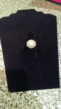 Glamour pearl vow to wow ring Moss Bluff, 70611
