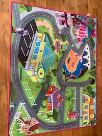 Play mat for toddler Chantilly, 20105