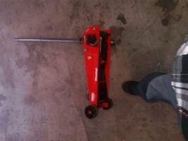 4ton heavy duty floor jack