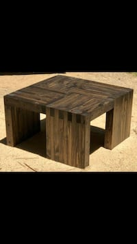 Coffee Table - Handcrafted  Baton Rouge