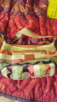 Summwr coach purse athentic Edmonton