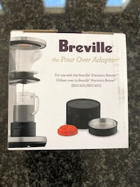 Breville Pour Over Adapter Kit for Precision Brew