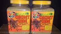 Zoo med cricket care Los Angeles, 90066