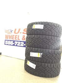 LT315/75/16 Goodyear Duratrac Sterling Heights, 48312
