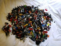 Bionicles About 3000 + pieces Burnaby, V3N 1H9