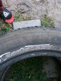 """20"""" tires two for $100"""