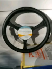 All Leather Steering Wheel Cover Surrey, V3T 5P4