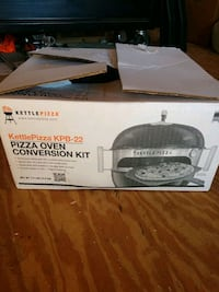 Charcoal grill Pizza oven with pizza peel 95 mi