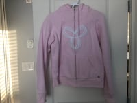 TNA Size Medium Baby Pink Hoodie White Rock, V4B 2L8