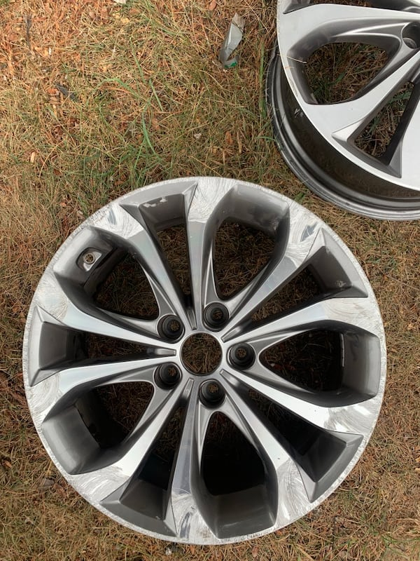 Hyundai Sonata wheels 18 2
