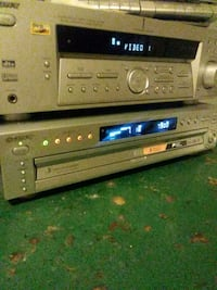 Sony Dvd/Cd Player and Theater Receiver Detroit, 48205