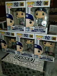 Babe Ruth funko pops $30 EACH (FIRM PRICE) Toronto, M1L 2T3