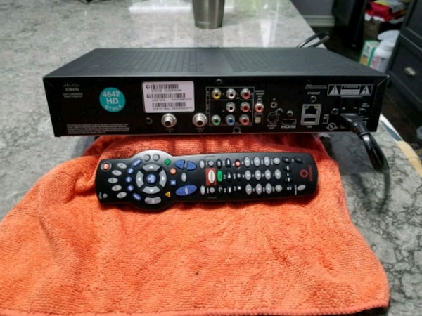 Cisco 4642HD Nextbox PVR  a4a54556-327c-4c3b-b89d-5b07891483af