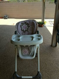 Baby Trend High Chair Banning, 92220