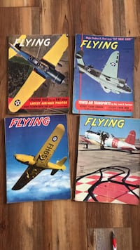 (4) Flying magazines(1942-44) Hanover, 17331