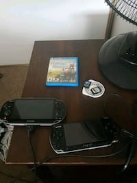 Psp vita and original psp Guelph, N1H 5M1