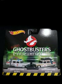 Ghostbusters hot wheels  Whitby