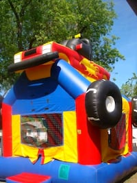 Bounce house and inflatables rental Modesto