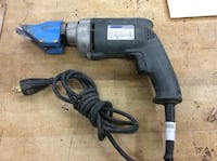Kett power shear tool corded KD-440 Used Tested 856129-6