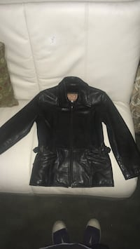 The old hide house leather jacket Vaughan, L6A 4K7