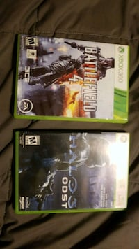 Battlefield 4 and Halo ODST 1024 mi