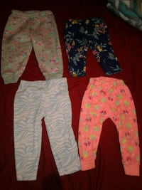 toddler's three assorted pants Anderson, 96007
