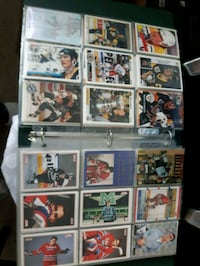 assorted baseball player trading cards Edmonton, T5T 1G4