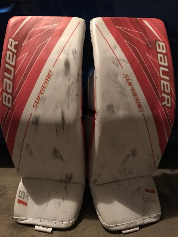 Bauer 1S Odin Goalie Pads (Medium 34+1)