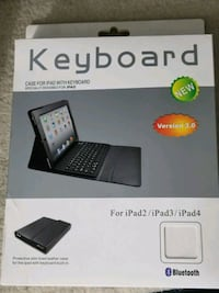 iPad case and wireless keyboard Manteca, 95336