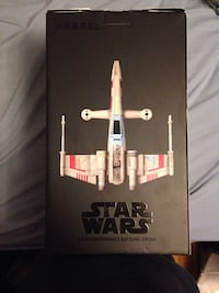 Star Wars propel x-wing drone