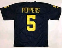 JABRILL PEPPERS SIGNED JERSEY Stow, 44224