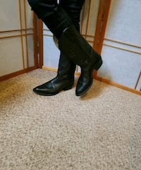 USA Nocona cowboy boots size 7-7.5 Woodstock, N4S 7H2