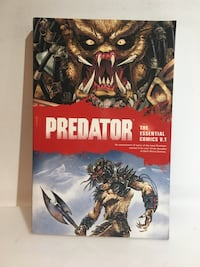 Predator the essential collection