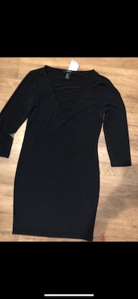Black cutout dress Oakland, 94621