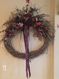 Large wreath Wall Township, 07753