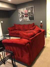 Sofa, love seat, three tables (coffee and two end tables) Upper Marlboro, 20774