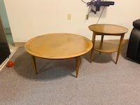 Two coffee tables  Sherwood Park, T8A 5R4
