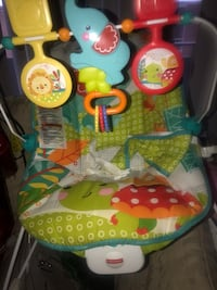 Baby vibrating bouncing chair Greenbelt, 20770