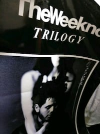 The Weeknd Bundle CDs and Giant Poster Jacksonville, 32244
