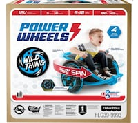 Wild thing ride on power wheel Silver Spring, 20910