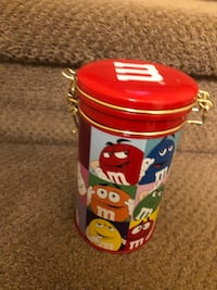 M&M 'S collector tin Abbotsford, V3G 2W9