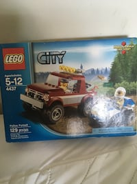 LEGO City Police Pursuit 4437 RETIRED