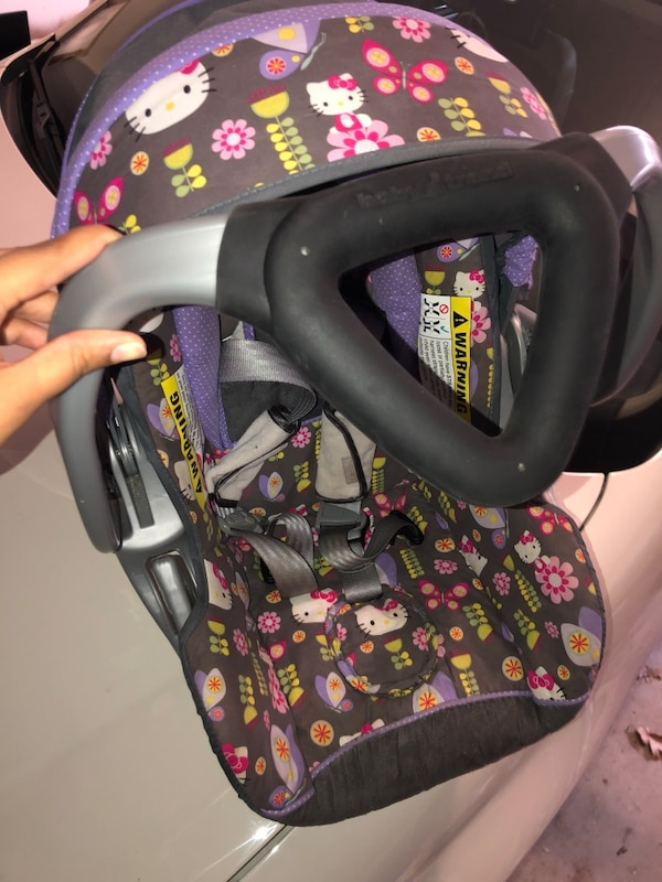 Baby Trend Hello Kitty Car Seat Stroller
