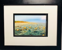 ~ Framed Print after Hurricane on Isle of Palms -Oct. 10th 2016 Mount Pleasant, 29464