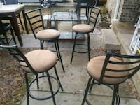 Barstool chairs  North Little Rock, 72114